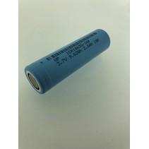 ICR18650 Li-Ion 3,7V 2600 mAh 18K GP