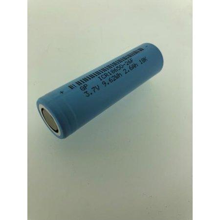 Camelion ICR18650 Li-Ion 3,7V 2600 mAh 18K GP