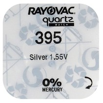 395 / 399 Horloge batterij Rayovac