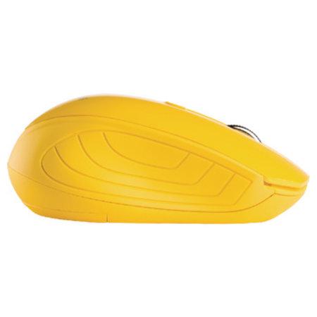 Sweex Draadloze Muis Bureaumodel 3 Knoppen Geel