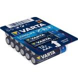 Varta AAA mini-Penlite 12 stuks batterijen varta