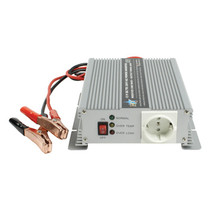Inverter Gemodificeerde Sinusgolf 12 VDC - AC 230 V 600 W Frans