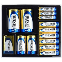 Multi Pack Alkaline batterijen