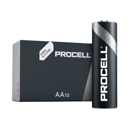 Procell AA Penlite Procell 10 x by Duracell