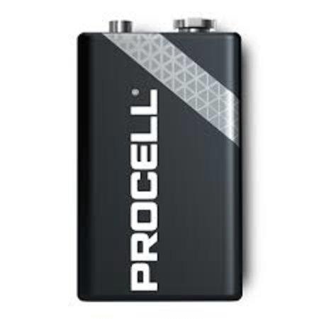 Procell 9 Volt Alkaline batterij Procell 10 Stuks