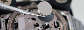 De juiste batterij voor uw horloge