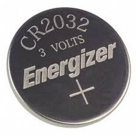 Knoopcel CR2032 batterij