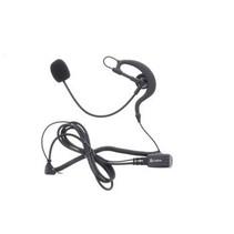 Oortelefoontje Headset Met Microfoonboom 2.5 mm Intern Zwart