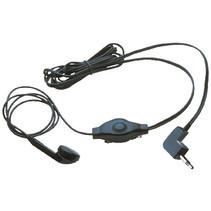 Headset In-Ear 2.5 mm 2.5 mm Ingebouwde Microfoon 1.42 m Zwart