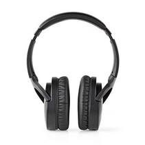 Draadloze hoofdtelefoon   Bluetooth®   Over-ear   Actieve ruisonderdrukking (ANC)   Zwart