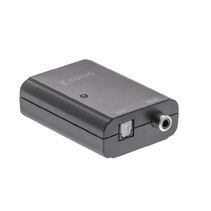 Digitale Audio Converter 1x S/PDIF - TosLink Female Donkergrijs