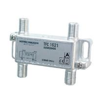 CATV-Splitter 1.7 dB / 5 - 1218 MHz - 2 Uitgangen
