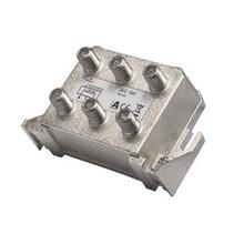 CATV-Splitter 3 dB / 5-1218 MHz - 1 Uitgang