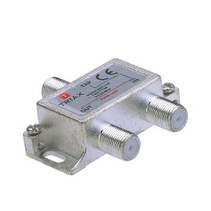 CATV-Splitter 1.7 dB / 5-2400 MHz - 1 Uitgang