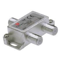 CATV-Splitter 2.3 dB / 5-2400 MHz - 1 Uitgang