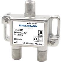 CATV-Splitter 0.9 dB / 5-1218 MHz - 1 Uitgang