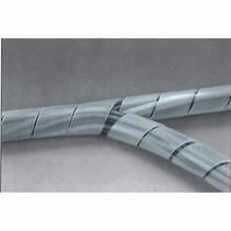 Kabelslang 70 mm 10.0 m Transparant