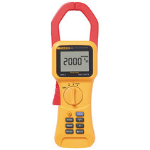 Current clamp meter, 1400 AAC, 2000 ADC, TRMS