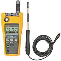 Air Meter™ with air flow probe