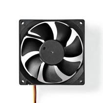 Computerventilator| DC | 92 mm | 3-Pin | Stil