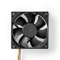 Computerventilator| DC | 80 mm | 3-Pin | Stil