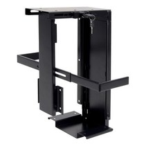 Viewmate Desktopstandaard Desk 303 Thuis / Kantoor Zwart