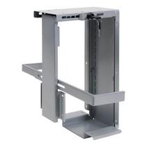 Viewmate Desktopstandaard Desk 302 Thuis / Kantoor Zilver