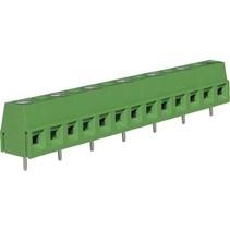 PCB Terminal Block Toonhoogte 10 mm Horizontaal 7P