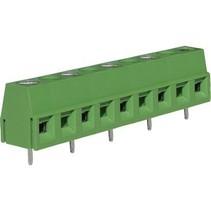 PCB Terminal Block Toonhoogte 10 mm Horizontaal 5P