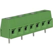PCB Terminal Block Toonhoogte 10 mm Horizontaal 4P