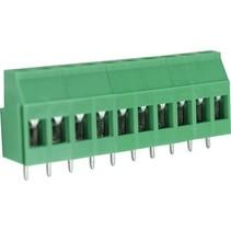 PCB Terminal Block Toonhoogte 5.08 mm Horizontaal 10P