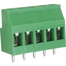 PCB Terminal Block Toonhoogte 5.08 mm Horizontaal 5P