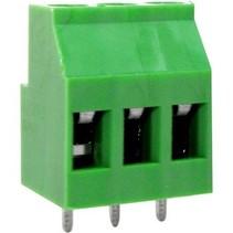 PCB Terminal Block Toonhoogte 5.08 mm Horizontaal 3P
