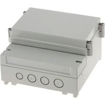 PCB Enclosure DIN rail 161 x 166 x 121 mm ABS