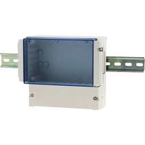 PCB Enclosure 281 x 296 x 158 mm ABS / PC