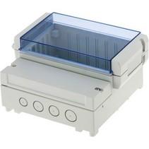 PCB Enclosure 161 x 166 x 121 mm ABS / PC
