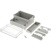 PCB Enclosure 161 x 166 x 93 mm ABS / PC