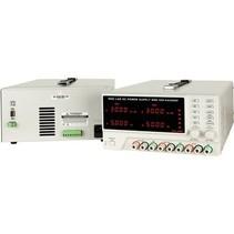 Laboratoriumvoeding 3 Ch. 0...30 VDC 5 A / 0...30 VDC 5 A / 5 VDC 3 A, Programmeerbaar