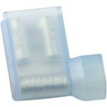 Blade receptacle Blauw 6.3 x 0.8 mm N/A PU = 100 ST