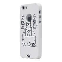 Smartphone Hard-case Apple iPhone 5s Wit/Zwart