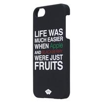 Smartphone Hard-case Apple iPhone 5s Zwart/Wit