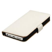 Smartphone Wallet-book Apple iPhone 4s Wit