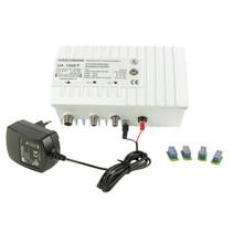 CATV Versterker 30 dB 80-1000 MHz 2 Uitgangen