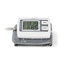 Bloeddrukmeter voor Bovenarm | LCD Groot | 2x 60 Geheugenopslag