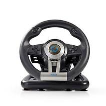 Gaming-Stuurwiel   Optie Handmatig Schakelen   Voetpedalen   Force Feedback