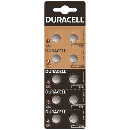 Duracell Duracell LR44 Alkaline batterijen 10 stuks AG13