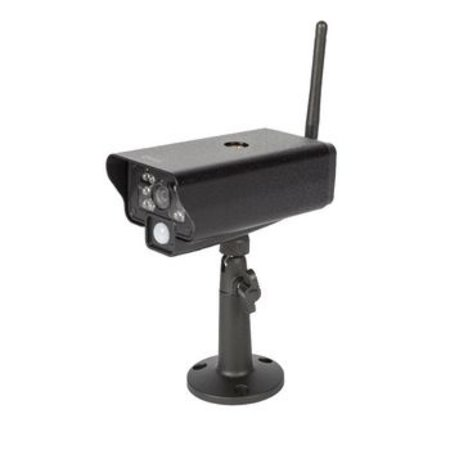 König 2.4 GHz Draadloze Camera Buiten VGA Zwart