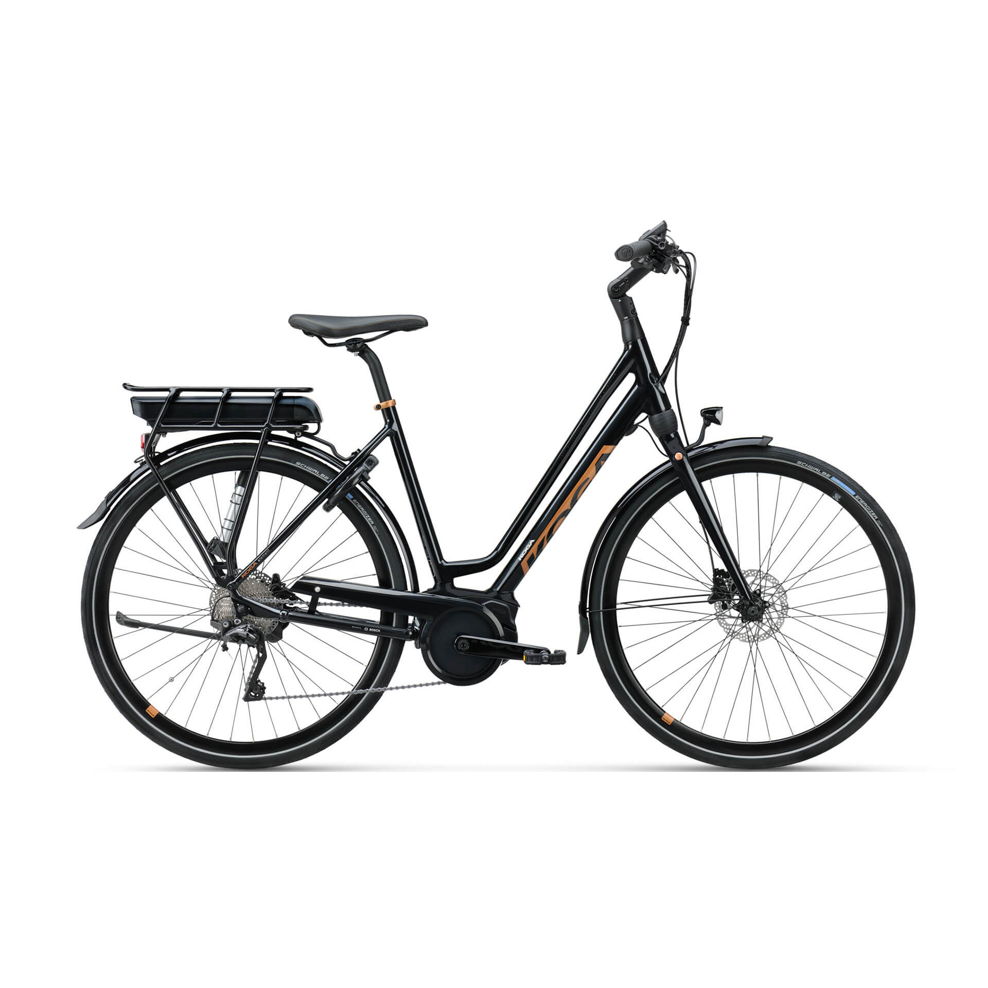 Accu en lader voor Koga E-Lement e-bike
