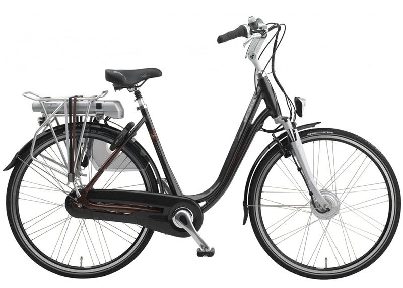 Accu en lader Sparta E-motion C2 (2014-2015)