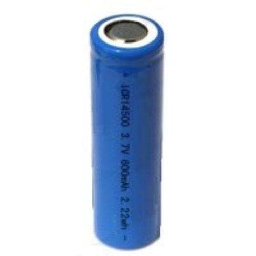 BSE ICR14500 Oplaadbaar Li-ion 3.7V 600mAh